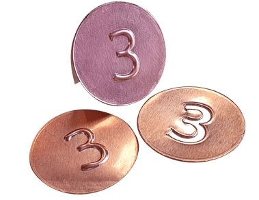 Elevator buttons Anti-microbial copper
